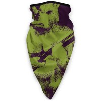 Sun UV Dust Face Scarfpirate scarf (3.94*3.94*0.79 inches). Polyester.